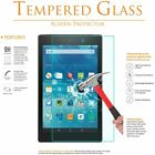 'Tempered Glass Screen Protector For All Amazon Kindle Fire (hd) 7 8 10 2015-20
