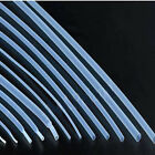0.5-25mm 1.7:1 PTFE Heat Shrink Tube Car Electronic Cable Sleeving Sheath 300 C