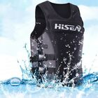 HISEA Neoprene Life Jacket Vest for Adult Boat Fishing Swimming Snorkeling