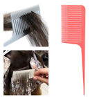 Plastic Sectioning Weaving Highlighting Foiling Hair Dyeing Comb Highlight Tool
