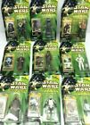 Star Wars Action Figure POWER OF THE JEDI (YOU PICK) $7.99 USD on eBay
