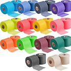 Mueller M Wrap Pre-Wrap Rainbow Prewrap MWrap Underwrap Sports 12 Rolls $20.99 USD on eBay