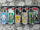 Star Wars Empire Strikes Back 40th Anniversary Black Series 6-In Action Figures $22.95 USD on eBay