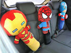 New Safety Seat Belt Shoulder Cover Children Appease Pillow Toy Cartoon Car Auto