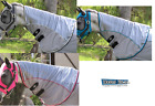 Professional's Choice Comfort Fit Horse Fly Neck Cover Charcoal Pink Blue Black