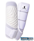 Classic Fit Equine Boots Horse Tack SMB Sport Medicine Front or Hind White