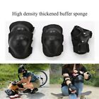 Protective Gear Set Knee Elbow Pads Wrist Guards Adult Kids Skateboard Cycling image