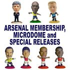 ARSENAL MICROSTARS - Coca Cola, Convention, MicroDome and other Special Release £1.59  on eBay