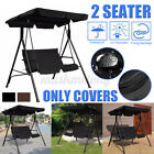 Garden Swing Chair Hammock Canopy Spare Patio Replacement Cover Waterproof Yard