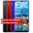 """Blackview A80 4g Mobile Phone Android 10.0 Go 6.21"""" 2gb+16gb Dual Sim Smartphone"""