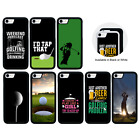 Golf Bumper Case Apple iPhone 5 5s SE 6 6s 7 8 PLUS X XS 11 Pro MAX XR