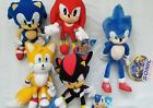 Kyпить  Sonic Stuffed Toy Figure Plush Set, Sonic Shadow Tails Knuckles 8 - 12