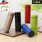 Stainless Steel Double Walled Thermos Travel Vacuum Coffee/Water Bottle 500mL