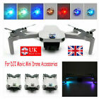 For DJI Mavic Mini Drone LED Strobe Lamp Flash Navigation Light Kit Rechargeable