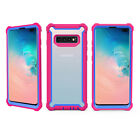 For Samsung Galaxy Note 10 Plus S9 S8 Shockproof Hybrid Rugged Bumper Case Cover
