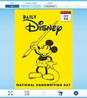 Topps Disney Collect - (2020) Daily Disney January - YOU CHOOSE!!! *Digital