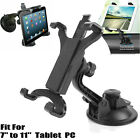 "360° Adjustable Bracket Car Windshield Suction Cup Mount For 7"" to 8"" Tablets PC"