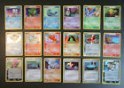 Pokemon Cards - Vintage Holo Common and Uncommon