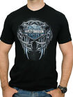Harley-Davidson Mens Gravel Slinger Tribal Logo Black Short Sleeve T-Shirt $14.99 USD on eBay