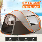 3 IN 1 Waterproof UV Resistance Camping Tent Outdoor Easy Setup Sun Shelters