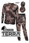 NEW2020 HECS Suit Deer Hunting Clothing-3 Piece Shirt, Pants, Headcover |2XS-5XL