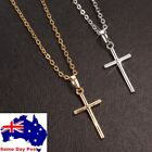 2020 Silver Or Gold Plated Cross Necklace Pendant  Drop Necklace Chain