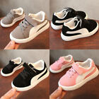 Kids Boys Girls Trainers Shoes Sneaker Children Infant Toddler Casual Shoes