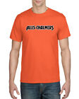 ALLIS-CHALMERS TRACTOR LOGO T-SHIRT, NEW