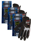 Srixon All Weather Ladies Pack Of 6 Golf Gloves - Black