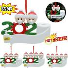 2020 Xmas Christmas Tree Hanging Ornaments Family Ornament Decor 2-7 People