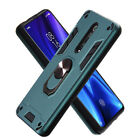 For Xiaomi Redmi Note 8 8T Pro 7 6 5 4X Shockproof Case Ring Holder Cover Stand