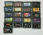 Nintendo Gameboy Advance GBA Games / Authentic / Tested / U Pick  / 10% off 3+