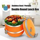 Food Flask Stainless Steel Lunch Boxes Thermos Vacuum Insulated Travel Supplies