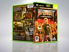 Spikeout Battle Street - XBOX - Replacement - Cover/Case - NO Game - PAL