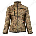 Verney Carron Snake Waterproof Breathable Softshell Hunting Jacket Coat - Forest