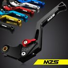 MZS Brake Clutch Levers for Triumph Speed Street Triple 4Colors Triangle Design