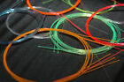 "FIBER OPTIC OPTICS 12"" Piece .019"" Dia. for Archery Bow Sights, Free Ship"