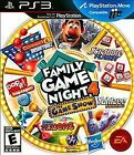 HASBRO FAMILY GAME NIGHT 4 PS3! YAHTZEE BOWLING, SCRABBLE FLASH, SORRY, BOP IT!