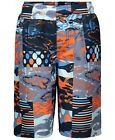 New Under Armour Big Boys Printed Swim Trunks Choose Size & Color MSRP $40