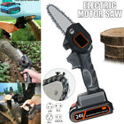 Cordless 550W Mini One-Hand Saw Woodworking Electric Chain Saw Wood Cutter/part