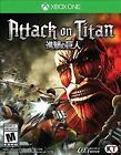 ATTACK ON TITAN XBOX ONE! SURVIVAL, BATTLEFIELD BATTLE ANIME FIGHT ACTION