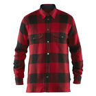 Fjallraven Canada Shirt Red - SALE