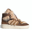 Adidas x Star Wars Rivalry Hi Chewbacca Shoes FX9290 Brown Sz 4-12