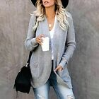 Knit Women in Spring Warm Oversized Coat Sweaters Knitted Fashion Novelly