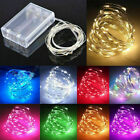 20-1000 LED Fairy String Lights Waterproof for Christmas Tree Garden Outdoor UK
