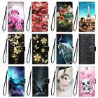 For Various Phones Magnetic Flip Leather Bumper Stand  Card Slots Case Cover