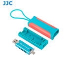 JJC Portable Memory Card Case Holder Storage for SD MicroSD TF Cards Card Reader