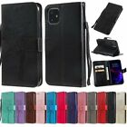 Leather Case Stand Card Slot Magnetic Flip Cover For I Phone 12 11 Pro Max 8plus