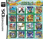 All in 1 Video Game Cartridge Console Card For Nintendo NDS NDSL 2DS 3DS NDSI