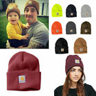 Carhartt Autumn And Winter Knit Beanie Cap Hat Men Women Acrylic Watch Beanie